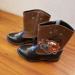 Disney's Tow Mater Boots